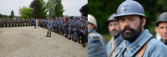 Reconstitution Historique 1ère Guerre Mondiale