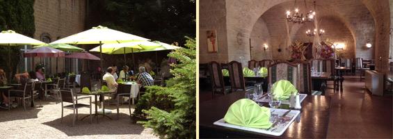 Terrasse d'été Restaurant du Fort