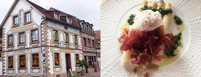 Restaurant Au Bon Pichet à Sélestat