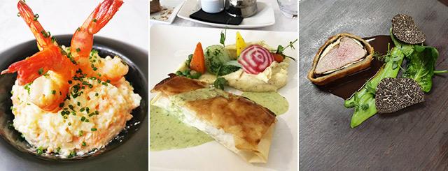 restaurants emporter Lorraine festif
