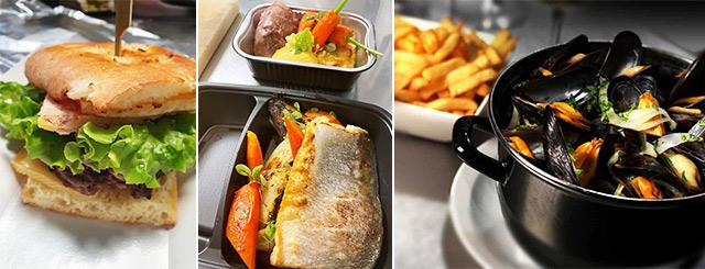 restaurants emporter Lorraine semaine