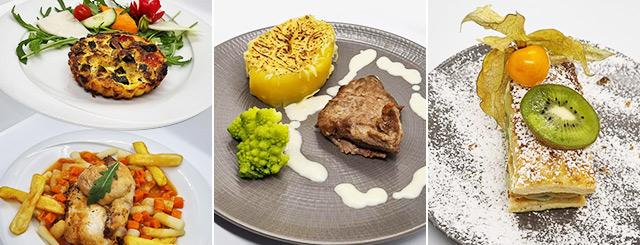 plats restaurant à emporter Petite Suisse pays de Bitche