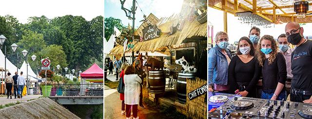 Rive et Coeur de Ville en Fête à Thionville 2021