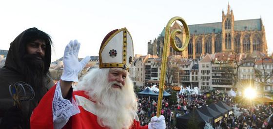 défilé saint nicolas metz 2017
