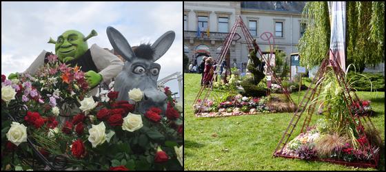 Sainte Fleur Epinal et Jardin Extraordinaire à Nancy
