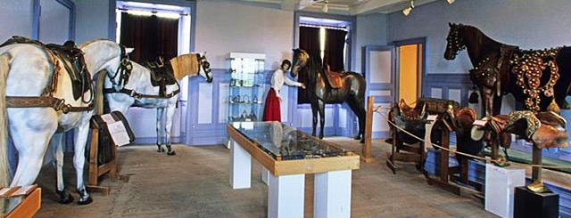 Musée Lorrain du Cheval à Gondrecourt-le-Château 2021