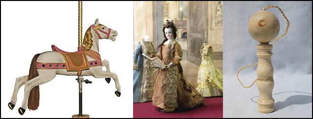 salon des antiquaires à Epinal Art Forain & Jouets Anciens