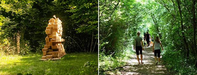 Sentier Vent des Forêts 2020 Meuse Lorraine