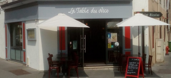 Réveillon Nouvel An Nancy La Table du Nico