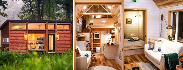 Tiny House ou Micromaison en Lorraine dans le Grand Est
