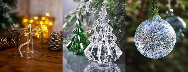 Cristaux Vessière Baccarat Décoration de Noël 2019