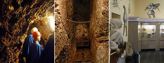 Visites des mines d'Argent La Croix aux Mines Grand Est