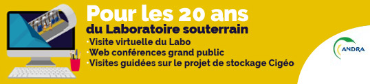 Webconférences Andra 2020