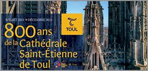 800 ans cathédrale Toul