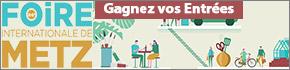 La Foire Internationale de Metz Lorraine 2021