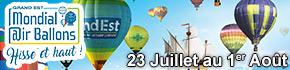 Mondial air Ballons 2019