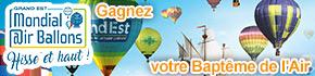 Jeu de l'été Mondial Air Ballons