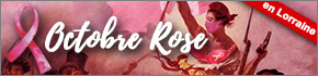 Octobre Rose en Lorraine