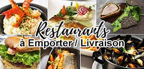 Restaurants à emporter