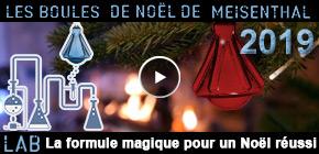 Boule Noël Meisenthal