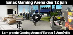 Emax Gaming Arena