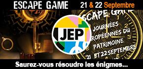 Escape Games JEP
