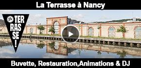La terrasse Nancy