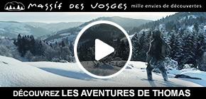 Video Massif des Vosges