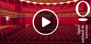 100 ans de l'opéra nancy