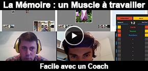 Coaching Mémoire