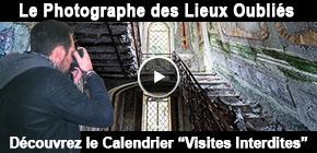 Calendrier photo Laurent Nisi