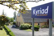 Hôtel Kyriad Nancy Ludres