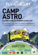 Camp Astro Planetarium au Gîte de Reucy La Bresse 88250 La Bresse du 08-04-2019 à 09:30 au 12-04-2019 à 17:30