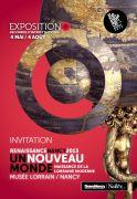 Exposition Un nouveau monde Nancy Renaissance 2013 54000 Nancy du 04-05-2013 à 08:00 au 04-08-2013 à 16:00