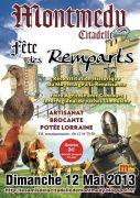 Fête médiévale à la citadelle de Montmédy 55600 Montmédy du 12-05-2013 à 07:00 au 12-05-2013 à 16:00
