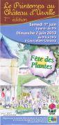 7ème Printemps au Château d'Urville 57530 Courcelles-Chaussy du 01-06-2013 à 07:00 au 02-06-2013 à 17:00