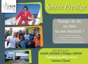 Soirée prestige CJD Patinoire Epinal 88000 Epinal du 07-06-2013 à 16:45 au 07-06-2013 à 20:30