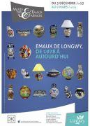 Emaux de Longwy de 1978 à Aujourd'hui Expo Longwy 54400 Longwy du 05-12-2013 à 08:00 au 09-03-2014 à 16:00