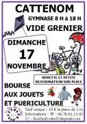Bourse aux Jouets et Puériculture à Cattenom 57570 Cattenom du 17-11-2013 à 06:00 au 17-11-2013 à 16:00