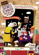 Festival Scènes d'hiver à Vic-sur-Seille 57630 Vic-sur-Seille du 07-02-2014 à 16:30 au 09-02-2014 à 19:00