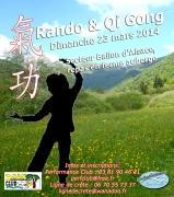 Randonnée Qi Gong Ballon d'Alsace 88560 Saint-Maurice-sur-Moselle du 23-03-2014 à 07:00 au 23-03-2014 à 15:30