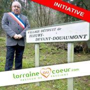 Un Village Meusien Rasé Repousse  55100 Fleury-devant-Douaumont du 01-04-2014 à 08:00 au 01-05-2014 à 18:00