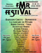 FMR Festival à Montoy-Flanville 57645 Montoy-Flanville du 14-06-2014 à 13:00 au 15-06-2014 à 23:59