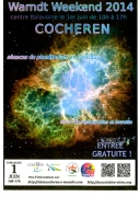 Warndt Week-End à Cocheren 57800 Cocheren du 01-06-2014 à 10:00 au 01-06-2014 à 18:00