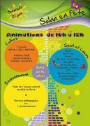 Base de Loisirs Solan en Fête Moineville 54580 Moineville du 21-06-2014 à 09:00 au 21-06-2014 à 19:00