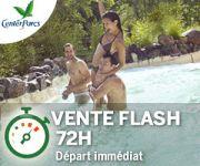 Vente Flash Center Parcs séjour jusqu'à -35% 57790 Hattigny du 01-07-2014 à 01:00 au 06-07-2014 à 23:59