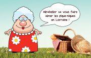 Nouveau : les Paniers Pique-Niques Mirabellor 54110 Anthelupt du 04-08-2014 à 07:00 au 30-08-2014 à 17:00