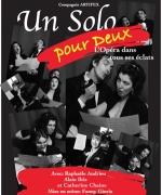 Spectacle Un Solo pour Deux à Châtenois 88170 Châtenois du 17-01-2015 à 18:30 au 17-01-2015 à 20:00