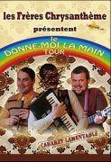 Spectacle les Frères Chrysanthème à Bainville-sur-Madon 54550 Bainville-sur-Madon du 26-09-2014 à 18:30 au 26-09-2014 à 20:00