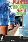 Plantes et Drogues au Jardin Botanique du Montet 54600 Villers-lès-Nancy du 09-10-2014 à 16:30 au 23-10-2014 à 16:30